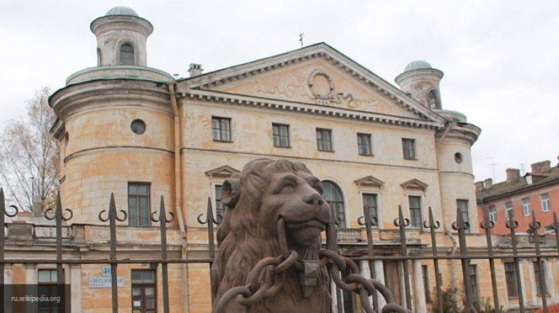 Минкультуры готовит налоговые льготы для владельцев исторических усадеб
