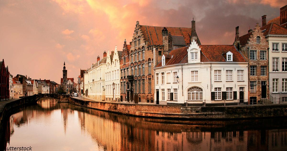 10 романтичных крошечных городков Европы, которые буквально Ñозданы Ð´Ð»Ñ Ð´Ð²Ð¾Ð¸Ñ…