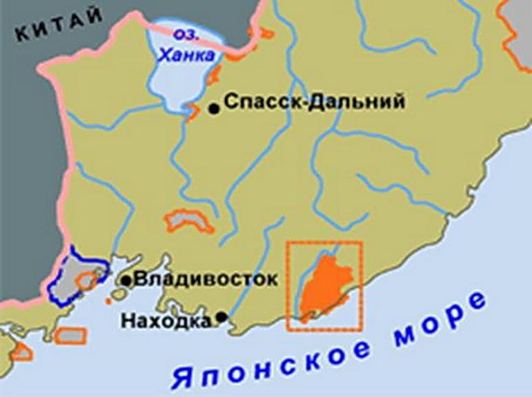 Южное Приморье — заповедник «Лазовский» Владивосток
