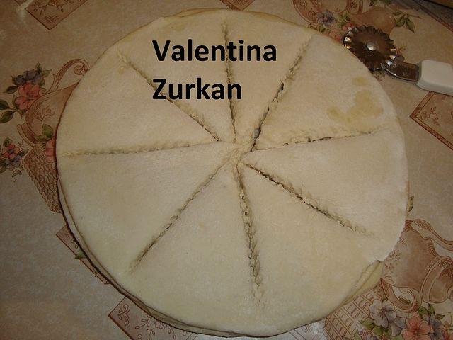Техника оформления пирогов от Valentina Zurkan
