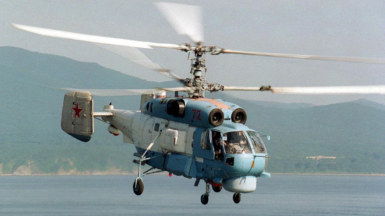 Морская авиация ЧФ получит новейшие противолодочные вертолеты Ка-27М Армия