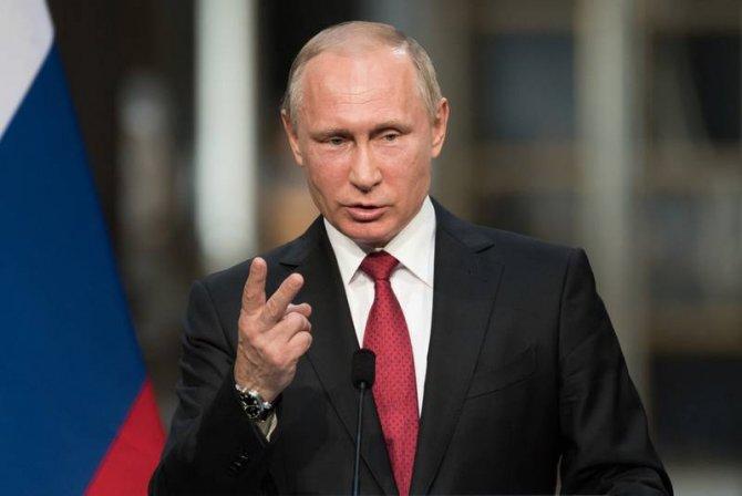 Путин обозначил главного виновника роста цен на нефть