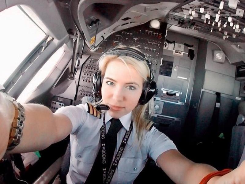 5 красавиц-пилотов, которые разбивают вдребезги стереотипы о том, что авиация — мужское дело