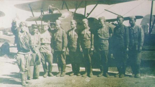 Подготовка пилотов в начале Великой Отечественной войны.
