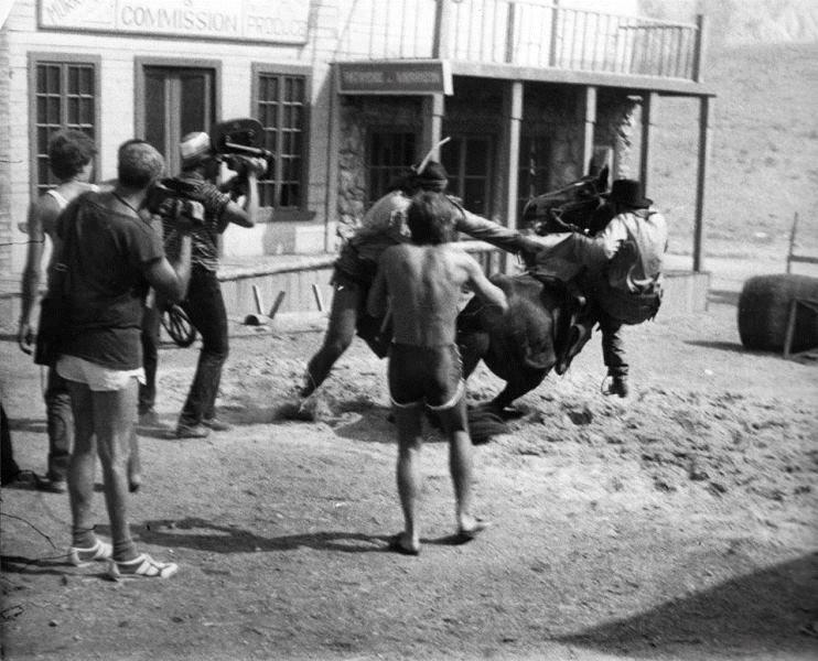 Как снимали фильм «Человек с бульвара Капуцинов» СССР, съемки, фильм