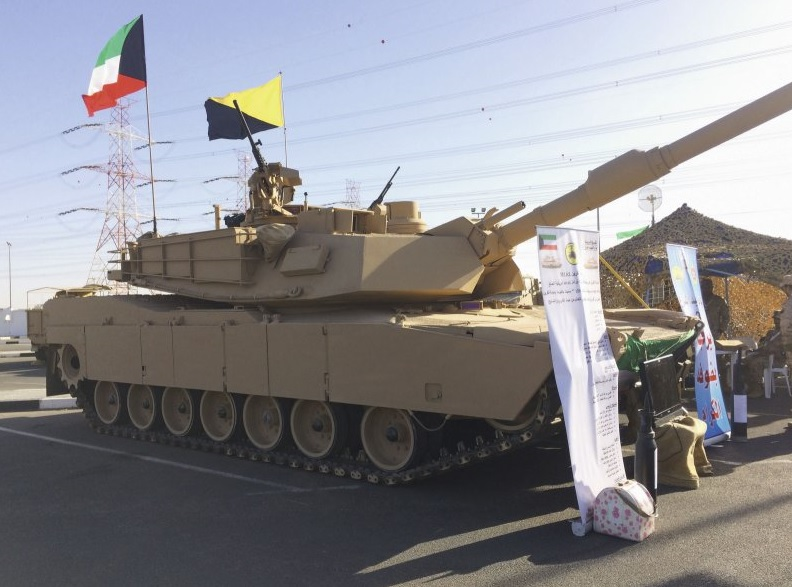 Контракт на создание танка М1А2-К Abrams для Кувейта