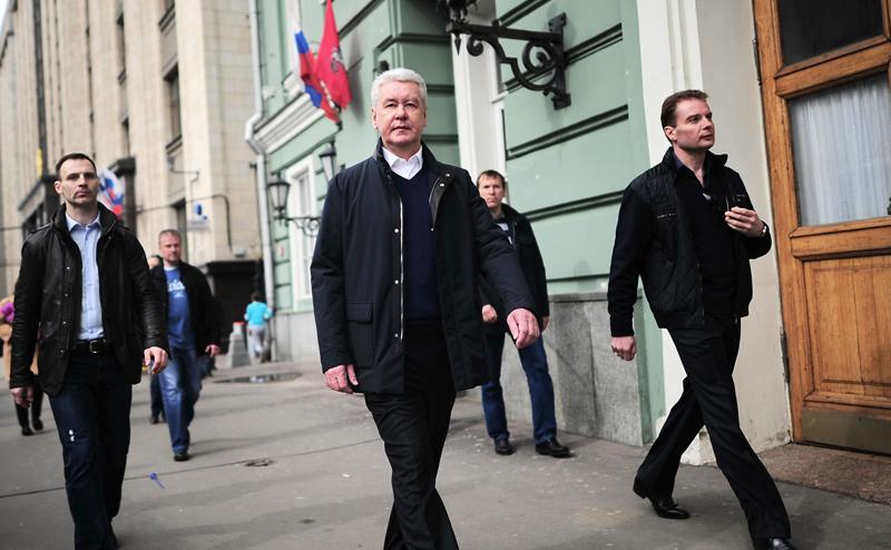 Москва жирует, Собянин горд, Россия - в тоске