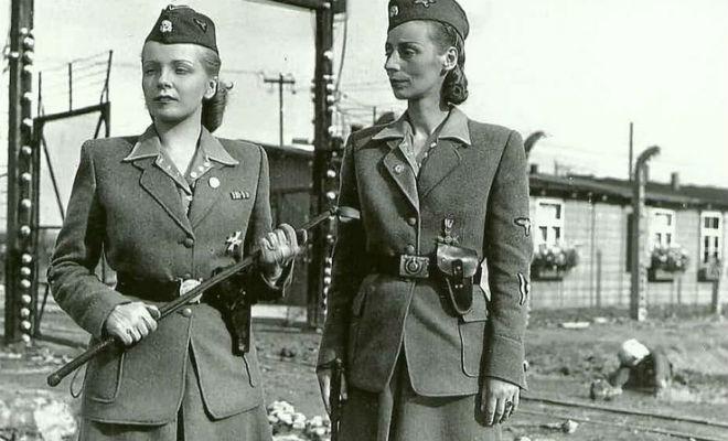 Надзирательницы Рейха: женщины, которых боялись пленные