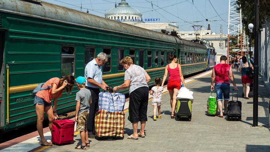«Вон из нашей страны!». Как семья москвичей провела отпуск на Украине