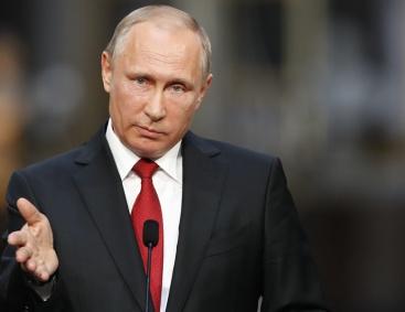 Путин обратился к шахтерам с…