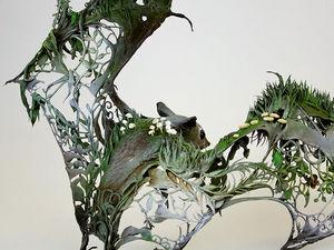 Ellen Jewett и её мистический зверинец | Ярмарка Мастеров - ручная работа, handmade