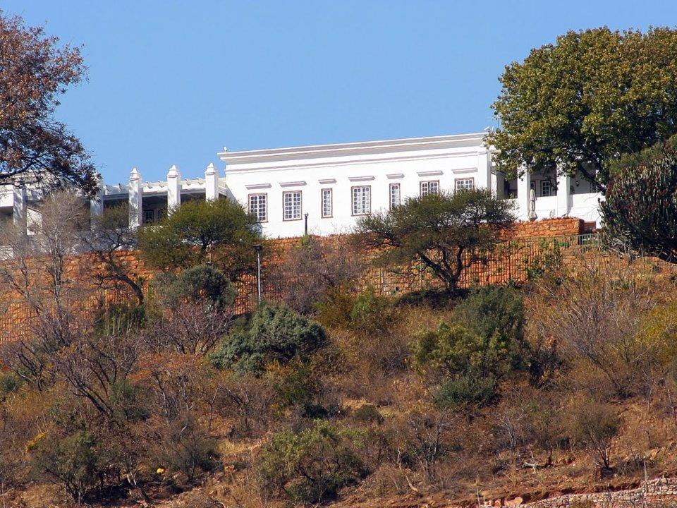 Правительственные резиденции в разных странах мира