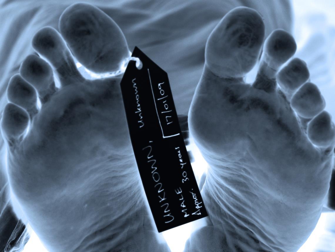 «Сказки из мертвецкой» или несколько историй от работников морга на ночь