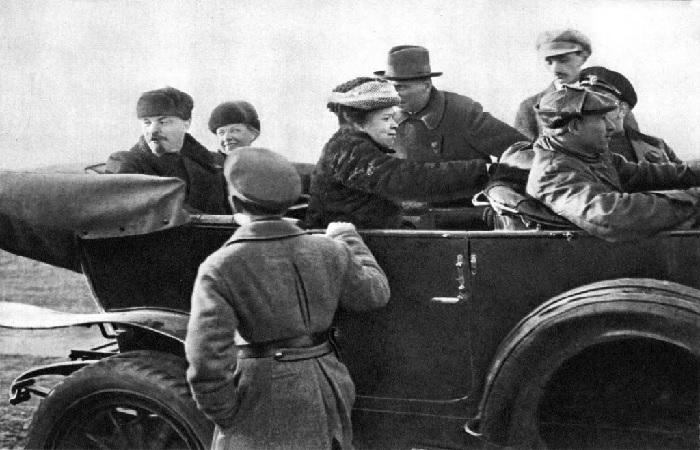 Как бандит чуть не убил Ленина