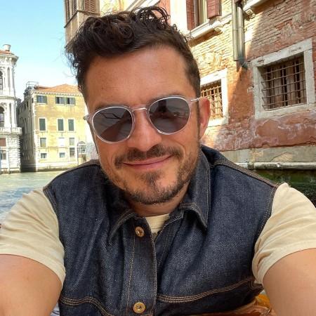 Love is in the air: Орландо Блум и Кэти Перри путешествуют по Венеции Звезды,Звездные пары