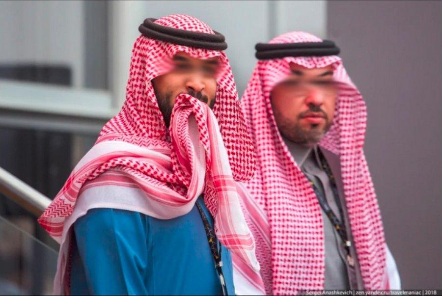 Почему в Саудовской Аравии туристы могут не бояться воров история,путешествие,Саудовская Аравия