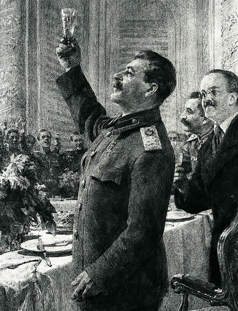 Иосиф Сталин СССР, вожди, история, новый год, праздник, традиции