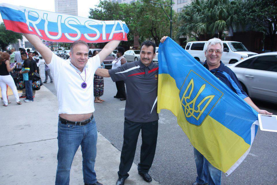 Позитив из Украины