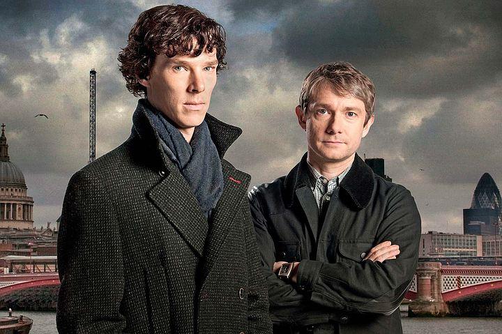 """Сценарист """"Шерлока"""" объявил о том, что пятый сезон будет"""
