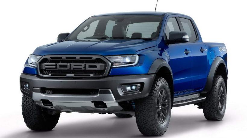 Представлен новый пикап Ford Ranger ford ranger,марки и модели,новые модели