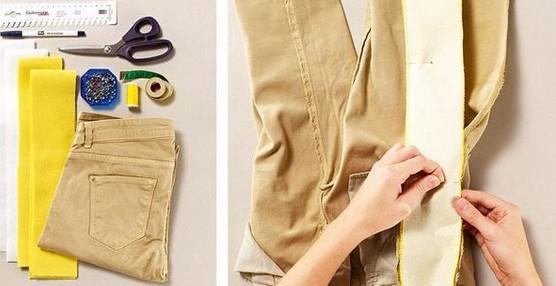 Знатные трюки! Как расширить или удлинить одежду: варианты и идеи для реализации....