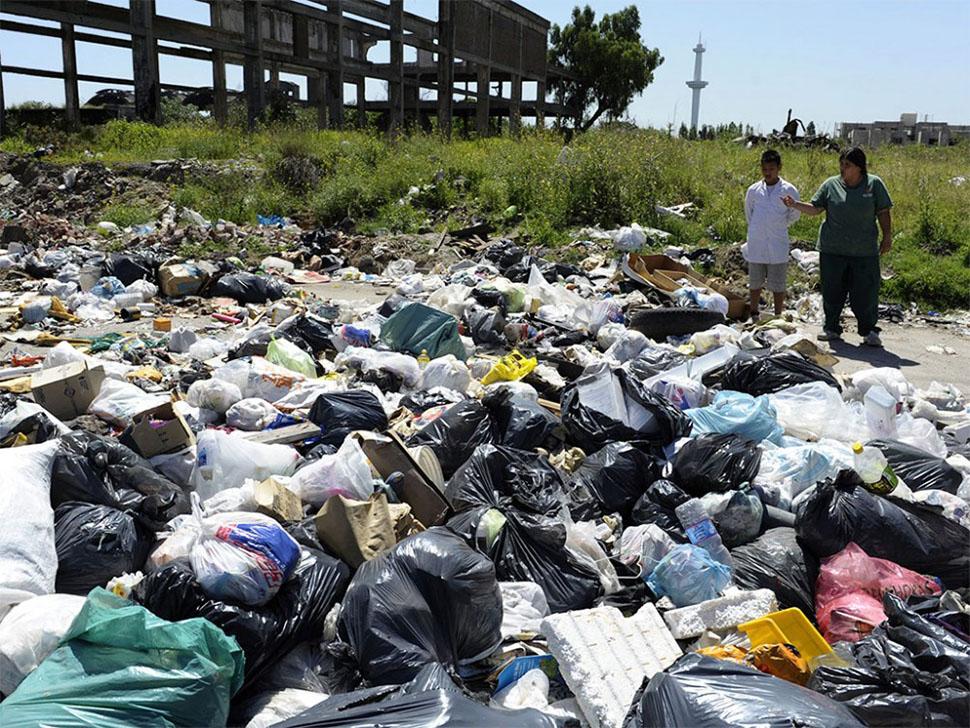 Самые экологически грязные места на Земле