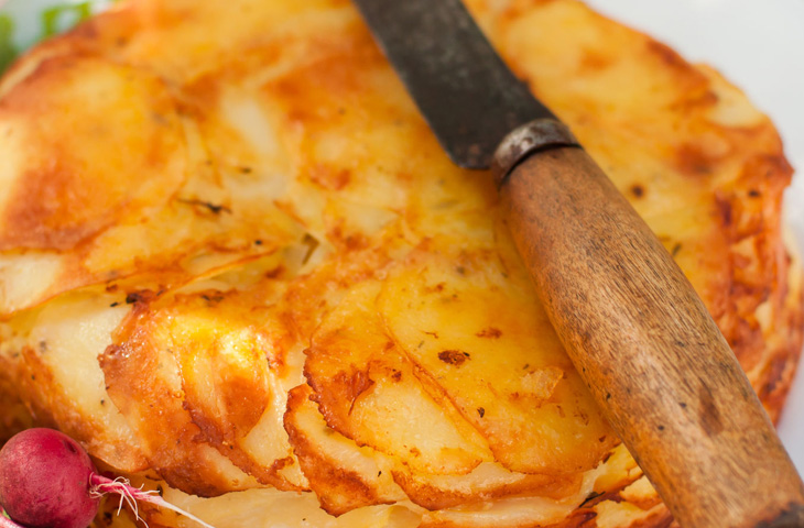 10 блюд из картофеля на каждый день