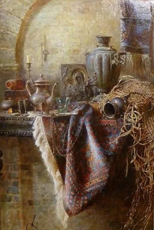 художник Павел Астаулов картины – 19