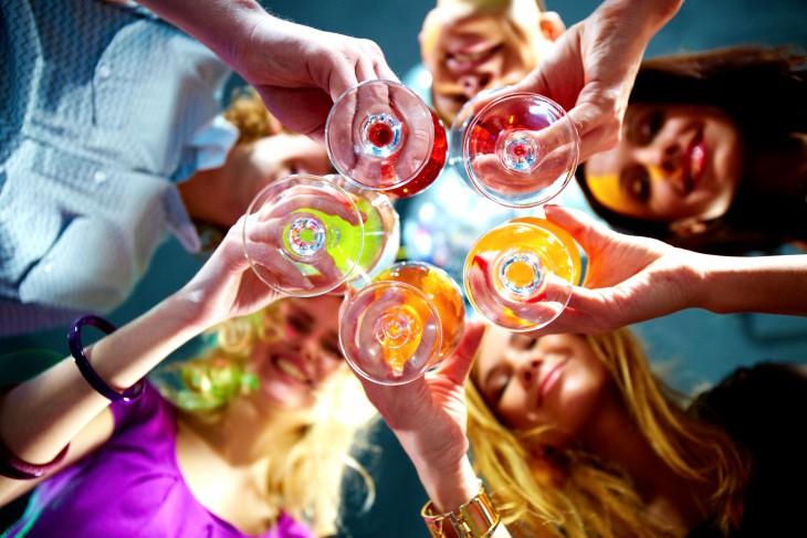 Как выпивать без головной боли