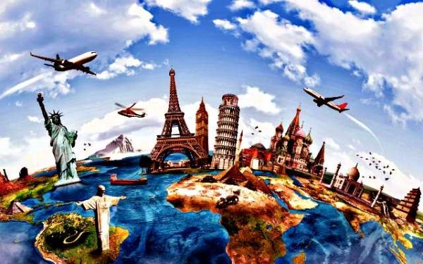 Яркие и вдохновляющие цитаты о путешествиях