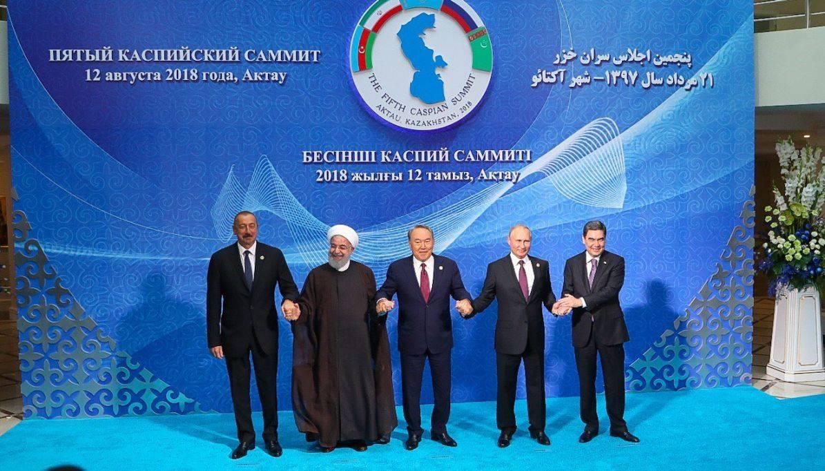 Формула «Каспий – море дружбы» наполняется реальным содержанием