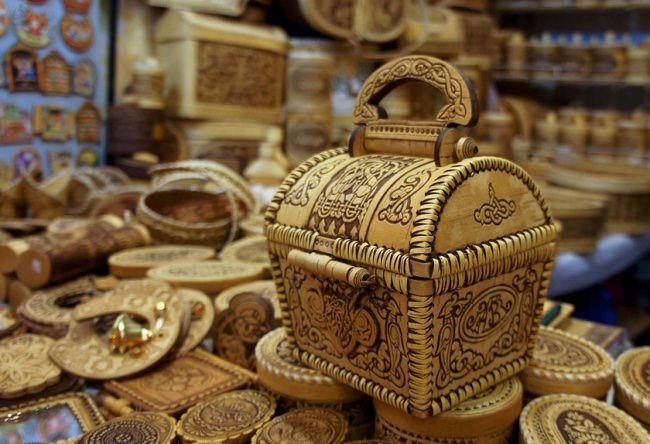 17 самых красивых видов народного искусства России красота, искусство, ремесло
