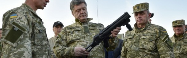 Порошенко решил сделать ставку на войну с Россией