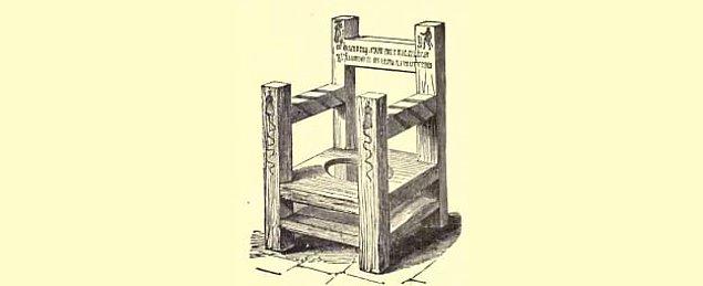 """Для наказания женщин, уличенных в занятии проституцией, использовали """"позорный стул"""""""