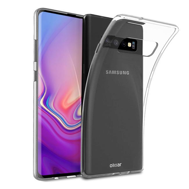Опубликованы качественные рендеры всех трех смартфонов семейства Samsung Galaxy S10 новости