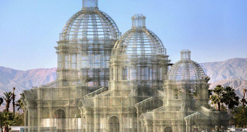 Здания-призраки Эдоардо Тресольди, заставляющие переосмыслить привычное видение мира