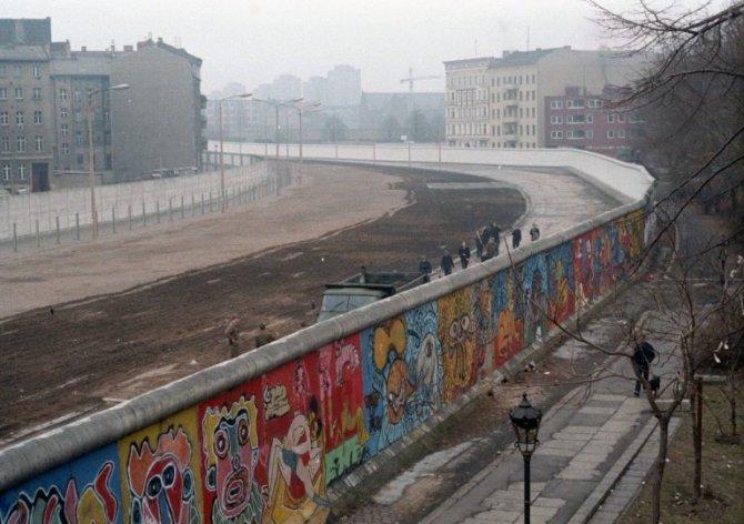 Германия опять раскалывается на ГДР и ФРГ