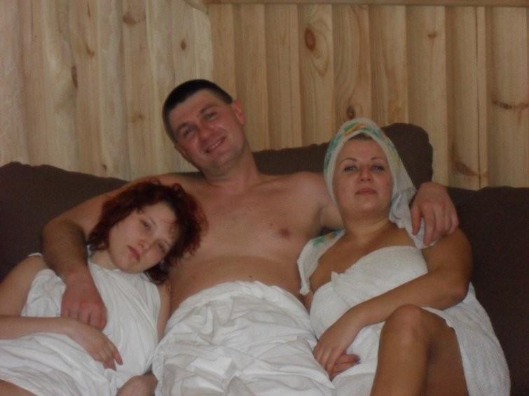 Жена голая с моим другом хорошо