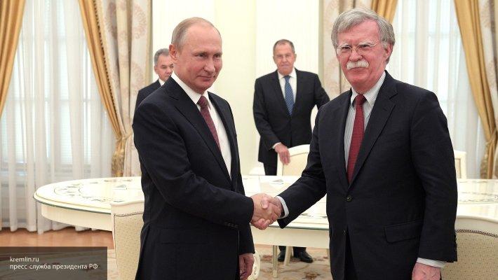 Путин: Москва удивлена недружественными шагами Вашингтона