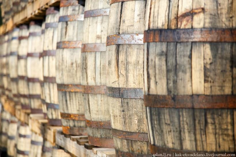 Как делают ирландский виски