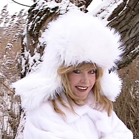 Алла Пугачева поделилась зимним снимком