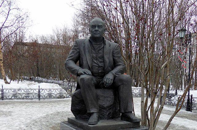 Человек, написавший Россию. …