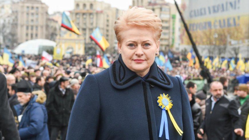 Литовские политики прокомментировали правление Грибаускайте новости,события,политика