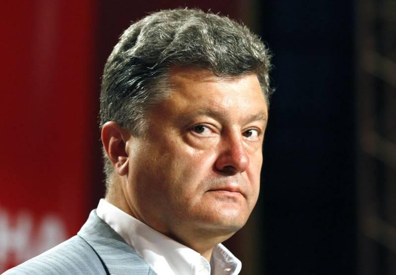 «Кровь из глаз!»: в Сети высмеяли неграмотного Порошенко