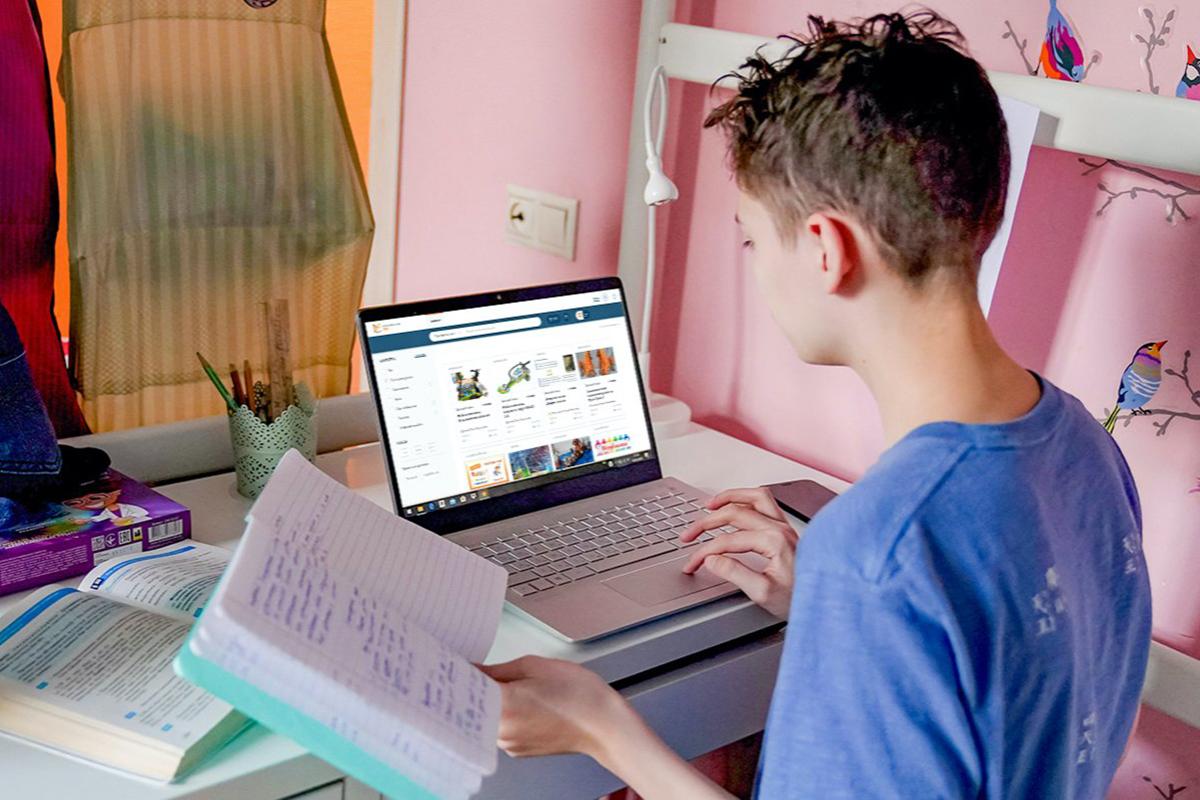 Дистанционное обучение в школах Москвы продлили на неделю