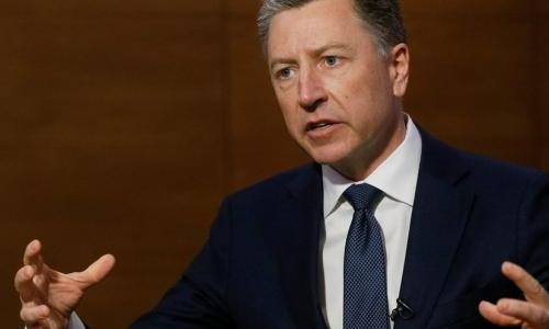 Волкер сообщил о желании многих государств ЕС снять санкции с России
