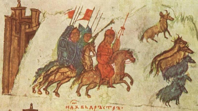 Воины болгарской элиты 1050-1350 годов