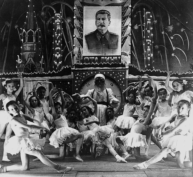 Шик или простота: как праздновали Новый год руководители СССР СССР, вожди, история, новый год, праздник, традиции