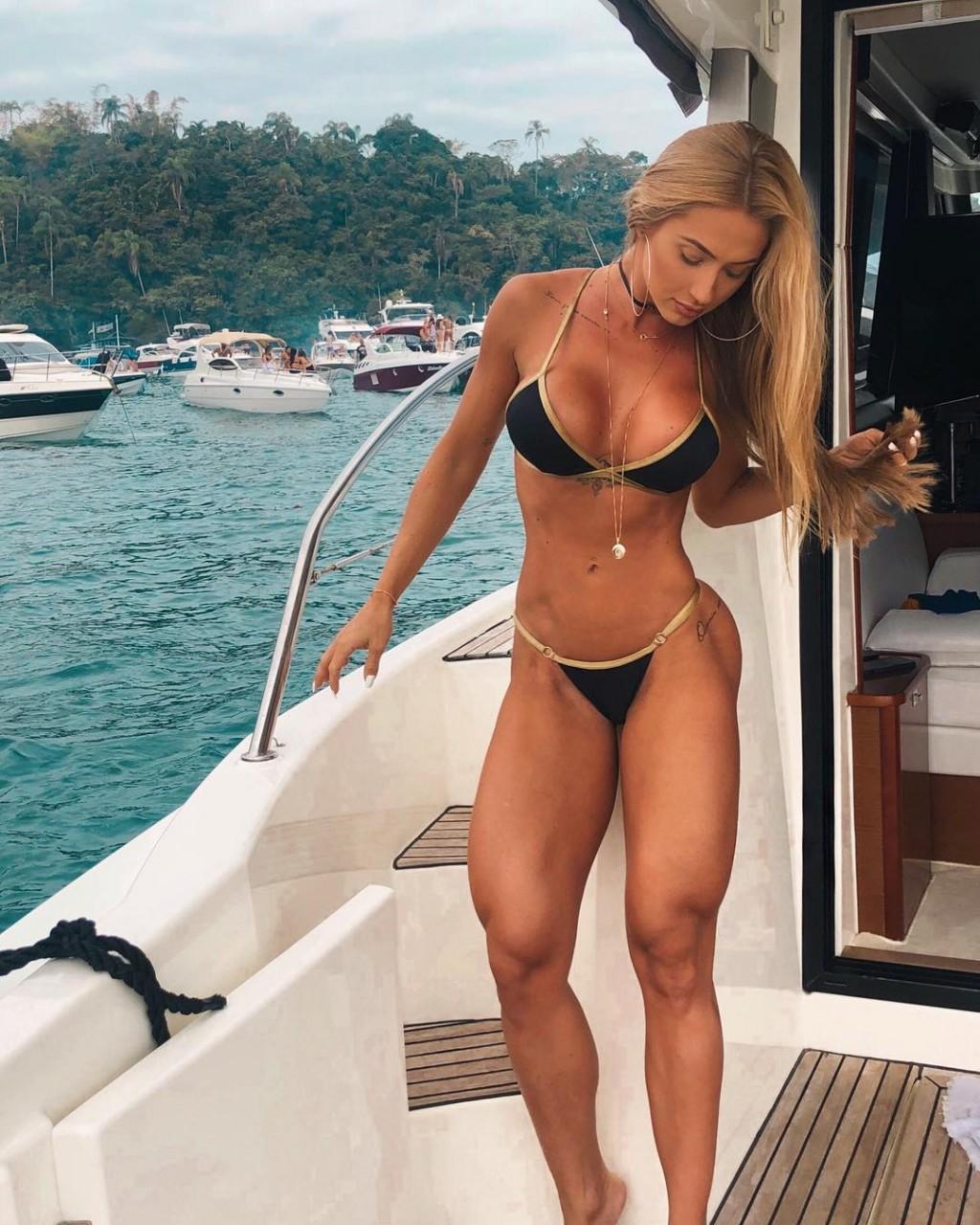 Красивые бразильские девушки из Instagram