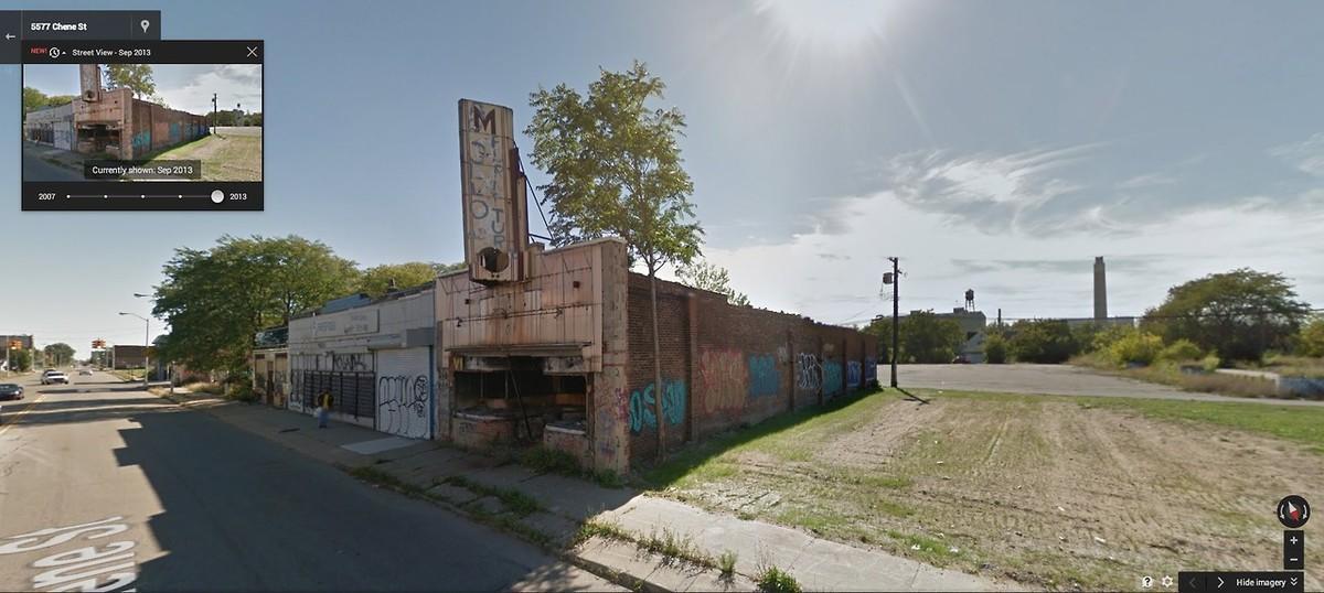 Развал Детройта за 5 лет